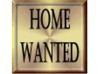 Wanted: 2 Bedroom Flat or Home in Glasgow's West End.