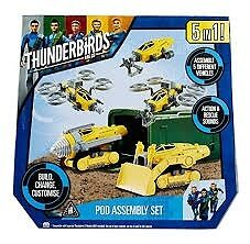 Thunderbirds Are Go-Pod Assembly Set: Brand new in unopened box