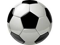 London Fields friendly midweek football