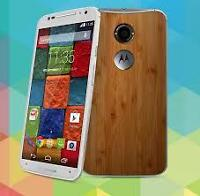 New Condition White Moto X 2nd Generation in Box