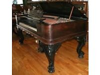 I want rid of this old piano!!