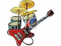 GUITAR & DRUM LESSONS @ DRAGON ARTS