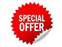 ‼️SPECIAL OFFER ‼️ONLY 3️⃣ DAYS £4,72 (INK VAT) NEW TIMBER BOARDS/PLANKS 5FT(1500*225*40)