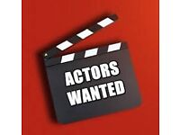 Large Male Actor Wanted!