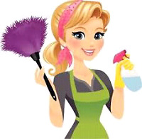 MAID 2 SHINE! Residential cleaning service.