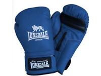 Lonsdale London Boxing gloves