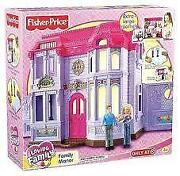 Fisher Price Loving Family Manor Dollhouse