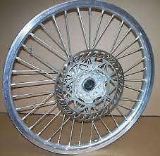 """wanted EXCEL 21"""" front rim"""