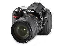 Nikon D90 with 105 MM Lens