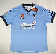 SYDNEY FC 2017 JERSEYS BRAND NEW W/ TAGS AUTHENTIC Sydney City Inner Sydney Preview