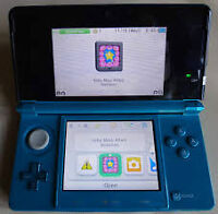 NINTENDO 3DS Blue XL