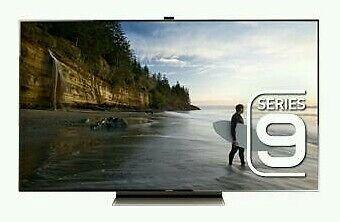 "Samsung UE55F9000 Smart 3D UltraHD 4K 55"" LED TV Ultimate Built in camera 9 series"