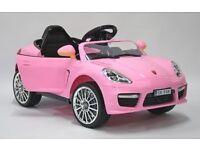 Electric Luxury SUV 12v Pink Car