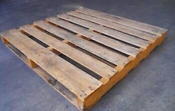 Wanted: Timber pallets