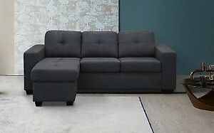 BRAND NEW FABRIC SECTIONAL COUCH ON SALE