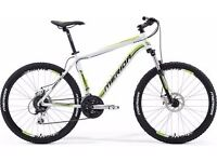 Merida speed 40 white and green 90 ono