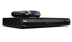 BELL TV 6141 HD RECEIVER & REMOTE,,EXCELLENT CONDITION,,