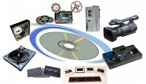 VHS Conversion & More @ DNA Systems