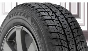 BRIDGESTONE BLIZZAK WS80-----WINTER/SNOW TIRE SALE----$70 REBATE