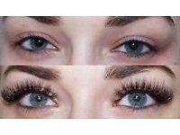 Eyelash Extension 1:1, 2:1,3d