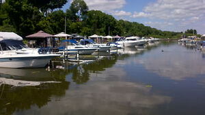 Marina on Lake Erie for Sale