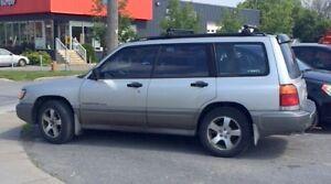 2000 Subaru Forester VUS