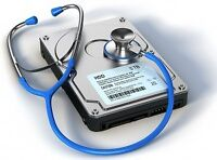 DATA RECOVERY on hard disk, USB key, memory card