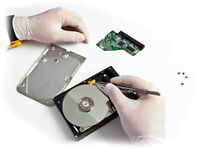 PROFESSIONAL Data Recovery Service: Hard drive/\USB