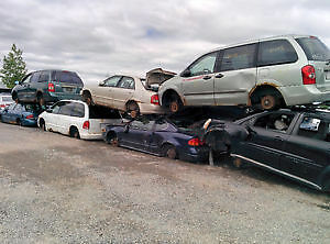 ON ACHÈTE AUTO POUR FERRAILLE / BUY CAR FOR SCRAP (514) 617-5555