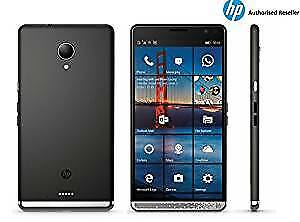 "HP Elite X3 Factory Unlocked Phone - 5.96"" Screen - 64GB - Black"