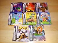 Lot Of 8 Nintendo Gameboy Advanced Games Complete In Box Ottawa Ottawa / Gatineau Area Preview