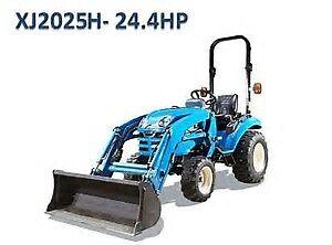 2017 LS Tractor 2025 HST 4x4 Diesel *Spring Package Deal*