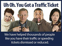 TRAFFIC TICKET DEFENCE FREE NO OBLIGATION CONSULTATION