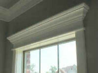 crown molding baseboard and trim