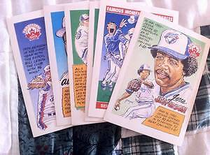 1985-1992 Baseball Collectors cards Kitchener / Waterloo Kitchener Area image 4
