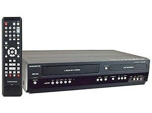 DVD Player & Recorder