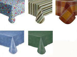 Outdoor Tablecloth Round Zippers