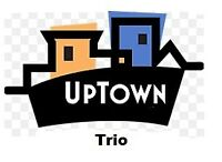 Uptown Trio - Acoustic Jazz Music