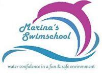 March Break Swim Camps