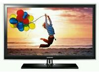 """Samsung 42"""" lcd tv full hd 1080 built in free view"""
