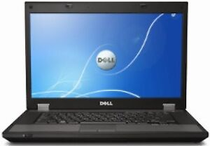 Excellent Dell Business Laptop, i3 2.27GHz/3G/160G, New Battery