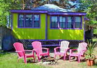 FABULOUS!! COZY GREEN LAKE FRONT COTTAGE!!!! DON'T MISS OUT