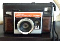 Vintage Kodak Instamatic X-35F Camera