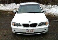 2002 BMW 3-Series lowered Sedan