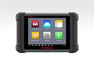 Autel New Auto Scanner Maxisys 906BT  $1895 (Bluetooth VCI)