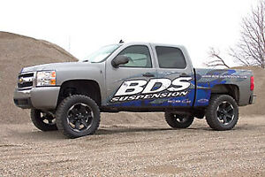 Chevy & GMC Suspension Lift Kits by BDS Suspension