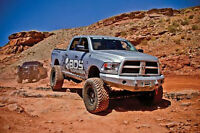 Rough Country lift kits & leveling kits