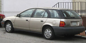 1999 Saturn S-Series Familiale