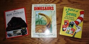 Children's Story's by Disney, Dr. Seuss, &  Book of Dinosaurs