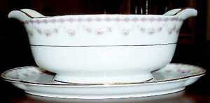 antique gravy boat